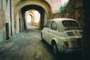 Verplicht in de auto in Italië